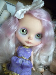 So Pretty In Purple......