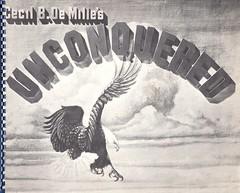 Unconquered (1947/Paramount) (KlaatuCarpenter) Tags: garycooper boriskarloff paulettegoddard cecilbdemille ironeyescody howarddasilva wardbond caubreysmith katherinedemille cecilkellaway moviesouvenirprogram
