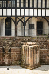Coventry - St Mary's Cathedral 01 (Michael Wilby) Tags: architecture ruins churches sigma places coventry 1750f28 nikond90