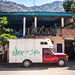 Truck in Boca De Tomatlan, Jalisco, Mexico