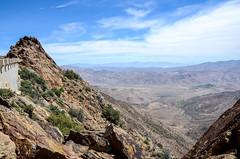 High Above the Anza Borrego (dfosket) Tags: hiking monuments schist lagunamountains desertviews metamorphicrock kwaaymiipoint