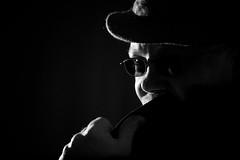 Mnnerportrait (myKunique) Tags: portrait male men mike hat sunglasses glasses cool model masculine characte