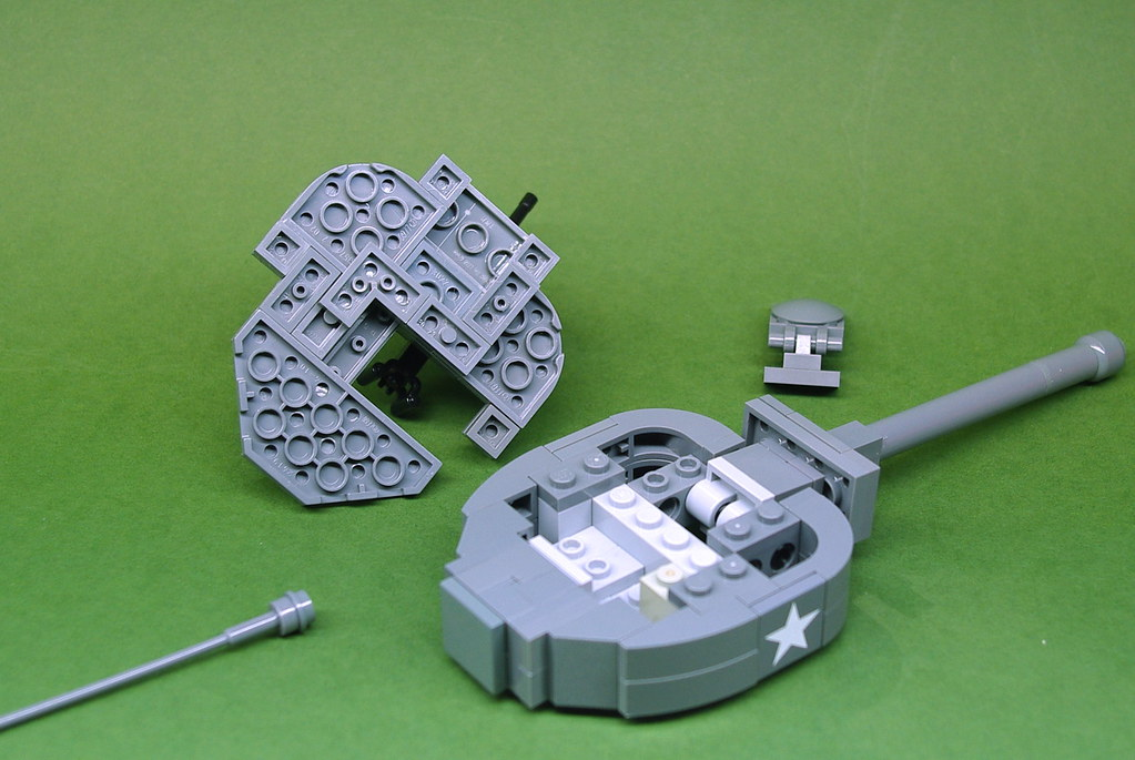 lego army tank instructions