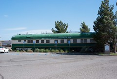 Southwest Road Trip 2014-23 (MCFIRES) Tags: california museum mojavedesert barstow passengercar arizonaandcalifornia roadtrip2014
