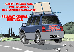 """SELAMAT KEMBALI BERTUGAS • <a style=""""font-size:0.8em;"""" href=""""http://www.flickr.com/photos/95569535@N05/14613916629/"""" target=""""_blank"""">View on Flickr</a>"""
