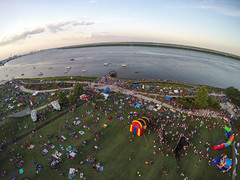 North Charleston's 4th of July Festival (North Charleston) Tags: festival outdoors aerial july4th 4thofjuly independenceday riverfrontpark drone gopro northcharleston topdownaerial