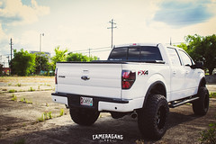 IG @s_chavez_13 (KnucknBuck (CAMERAGANG)) Tags: white ford sergio america truck canon photography cool momo flickr 4x4 f150 turbo raptor lifted cameragang southrnfresh canibeat
