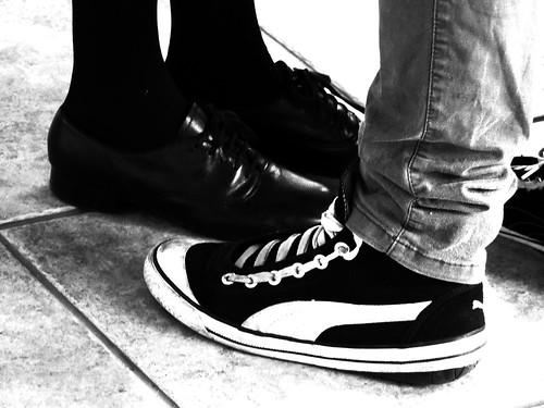 ela e eu