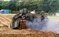 Chieftan ARV (MJ_100) Tags: show army tank military armor vehicle britisharmy armour revival warandpeace chieftan arv recoveryvehicle armouredrecoveryvehicle armoredrecoveryvehicle