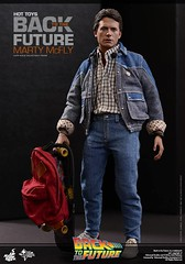 Back to the Future - 1/6th scale Marty McFly Collectible Figure (Acero y Magia) Tags: hot scale toys la back future figure collectible 16th marty firma por mcfly realizada wwwaceroymagiacom