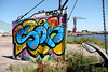 graffiti (wojofoto) Tags: amsterdam graffiti ndsm sok wojofoto