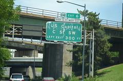 DSC_0980 (I.C. Ligget) Tags: road light signs sign lights dc washington traffic district columbia route signals transportation interstate 95 signal department i95 395 295 ddot 695 i295 i395 i695