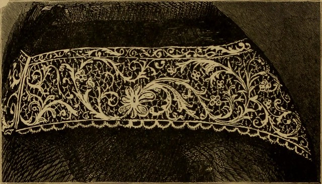Image from page 285 of History of lace (1902)
