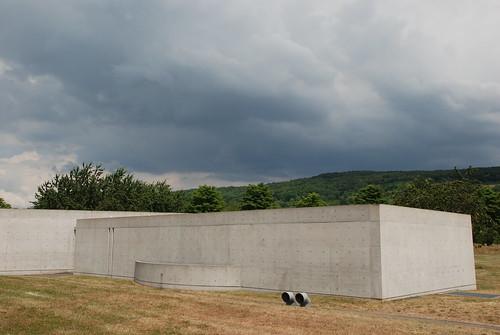 Vitra Design Museum, Weil am Rhein, Germany, by Tadao Ando (安藤忠雄)