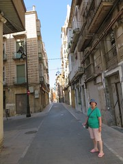 Mum in Cartagena, Spain (Malcy Dickson) Tags: cartagenamurcia