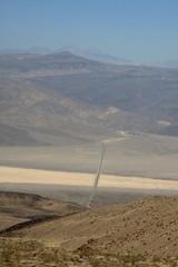 Panamint Valley (Iam Marjon Bleeker) Tags: america amerika panamintvalley panamintsprings eindeloos alsofjeineenvliegtuigzit onzewaterflesjesimplodeerdenhier vreselijkhoog dag5022g tussenfurnacecreekenmammothlakes