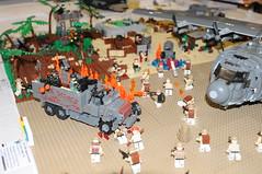 BrickFair VA '14 Military (EDWW day_dae (esteemedhelga)) Tags: lego military moc afol edww daydae esteemedhelga brickfairva
