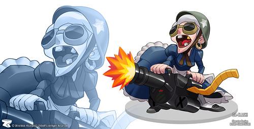 Character designer - ilustration 48