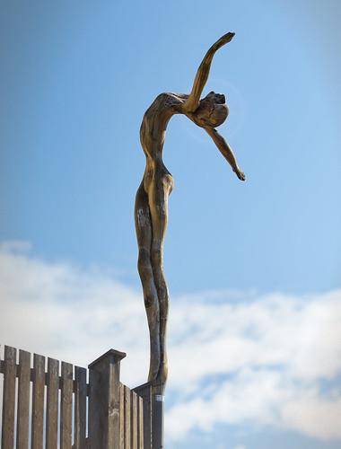 Skulptur von Ferdinand Lackner - Zirl, Tirol