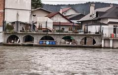 Ljubljanica banks (rlubej) Tags: ljubljana rivers ljubljanica