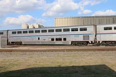 Amtrak 34095 Pic 2 (atucker2976) Tags: triptotexasmarch2017 saginawtexas burlingtonnorthernsantaferailwaybnsf amtrakamtkheartlandflyertrain822 superliner coachclass