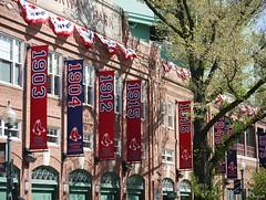 Opening Day (Harry Lipson) Tags: mlb openingday baseball fenway boston fenwaypark worldseriesbannersatfenway ballgame gameday harrylipson harrylipsoniii thephotographyofharrylipson