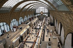 20170407_orsay_grande_galerie_9qs555 (isogood) Tags: orsay orsaymuseum paris france art sculpture statues decor station artists