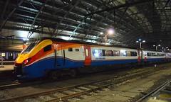 222004 Prepares For Departure at Liverpool Lime Street. (houndog1372) Tags: class222 meridian liverpool midlandmainline eastmidlandstrains