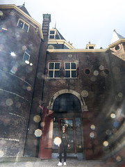 Amsterdam 2017: Experiment (mdiepraam) Tags: amsterdam 2017 wwim15 instameet waag nieuwmarkt longexposure artefacts