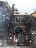 Anouk, Amsterdam 2017: Experiment (mdiepraam (25m)) Tags: amsterdam 2017 wwim15 instameet waag nieuwmarkt longexposure artefacts girl anouk leather jacket