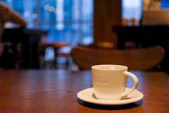 Espresso Macchiato (Younghoon Jun) Tags: espresso macchiato starbucks coffee sigma dp2q demitasse cafe