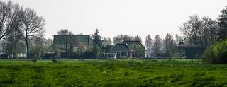 Dutch cottages