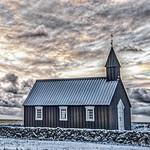 Iceland Budir Black Church thumbnail