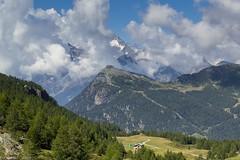 I due colossi (cesco.pb) Tags: alpepalù montedisgrazia alps alpi lombardia italia italy valmalenco valtellina canon canoneos60d tamronsp1750mmf28xrdiiivcld montagna montains