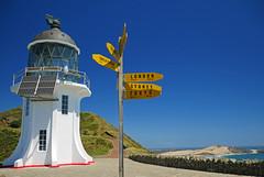 Cape Reinga (terri-t) Tags: capereinga northland lighthouse coast tewerahi landscape mariavandiemen beach sand dunes nature nz newzealand aotearoa tasmansea pacificocean 90milebeach