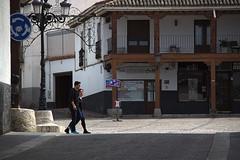 La plaza a media tarde un día de Viernes Santo (M. Martin Vicente) Tags: callesdevaldemoro valdemoro viernessanto2017 plazamayor
