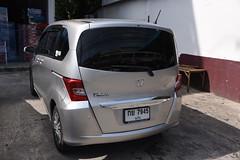 Honda Freed (D70) Tags: honda freed mini mpv produced japanese automaker