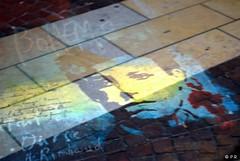 Poésie dans les rues de Chambéry. (Pascal Rey Photographies) Tags: streetart streetphotography strasse street rues calle via reflections reflexions pavement pavés poésie poetry photos photographie photography photographiecontemporaine abstractionphotographiecontemporaine abstractionphotographique conceptualisation concept chambéry savoie france nikon d700 digikam digikamusers linux opensource freesoftware urbanart arturbain fresquesurbaines autofocus