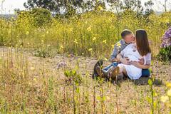 IMG_0190 (photos_by_EmilyRose) Tags: maternity flowers field momtobe babybump baby