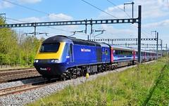 43087 (stavioni) Tags: fgw gwr hst first great western railway high speed train diesel trains rail class43 inter city intercity 125 power car 43087