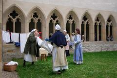(Neben) Schauplätze (rafischatz... www.rafischatz-photography.de) Tags: germany thuringia gotha theatre actors rehearsal staugustin cloister monastery pentax