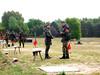 Pokalschießen auf dem Truppenübungsplatz (Landesgruppe Brandenburg) Tags: reservistenverband landesgruppe brandenburg truppenübungsplatz trübpl lehnin schiesen g36 p8