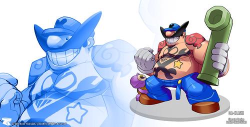 Character designer - ilustration 46