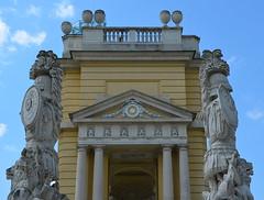 Gloriette end cap (afagen) Tags: vienna austria wien schönbrunnpalace schlossschönbrunn schönbrunn gloriette