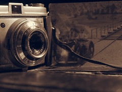 An Old Wise Lens (Konstantin Golpayegani) Tags: old wise retro bw lens camera photography pictures picture storytelling