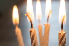 Happy 10 Years (fred_v) Tags: macromondays macro bougie candle happy10years feu fire