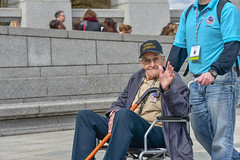 Estes, Leonard - 22 Gold (indyhonorflight) Tags: ihf indyhonorflight angela napili 22 2223 april