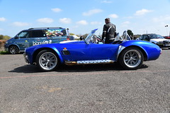 DSC_5013 Cobra Kit Car (PeaTJay) Tags: nikond750 british classic sports racing rally cars autoracing sportvehicle racecar car outdoor testdays trackdays castlecombe wiltshire kitcars