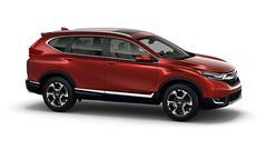 ALL NEW Honda CR-V 2017 รถยนต์เอสยูวี ฮอนด้า ซีอาร์-วี รุ่นใหม่ (15)