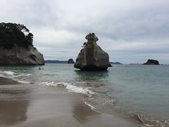 Cathedral Cove (eyair) Tags: ashmashashmash nz newzealand coromandel cathedralcove